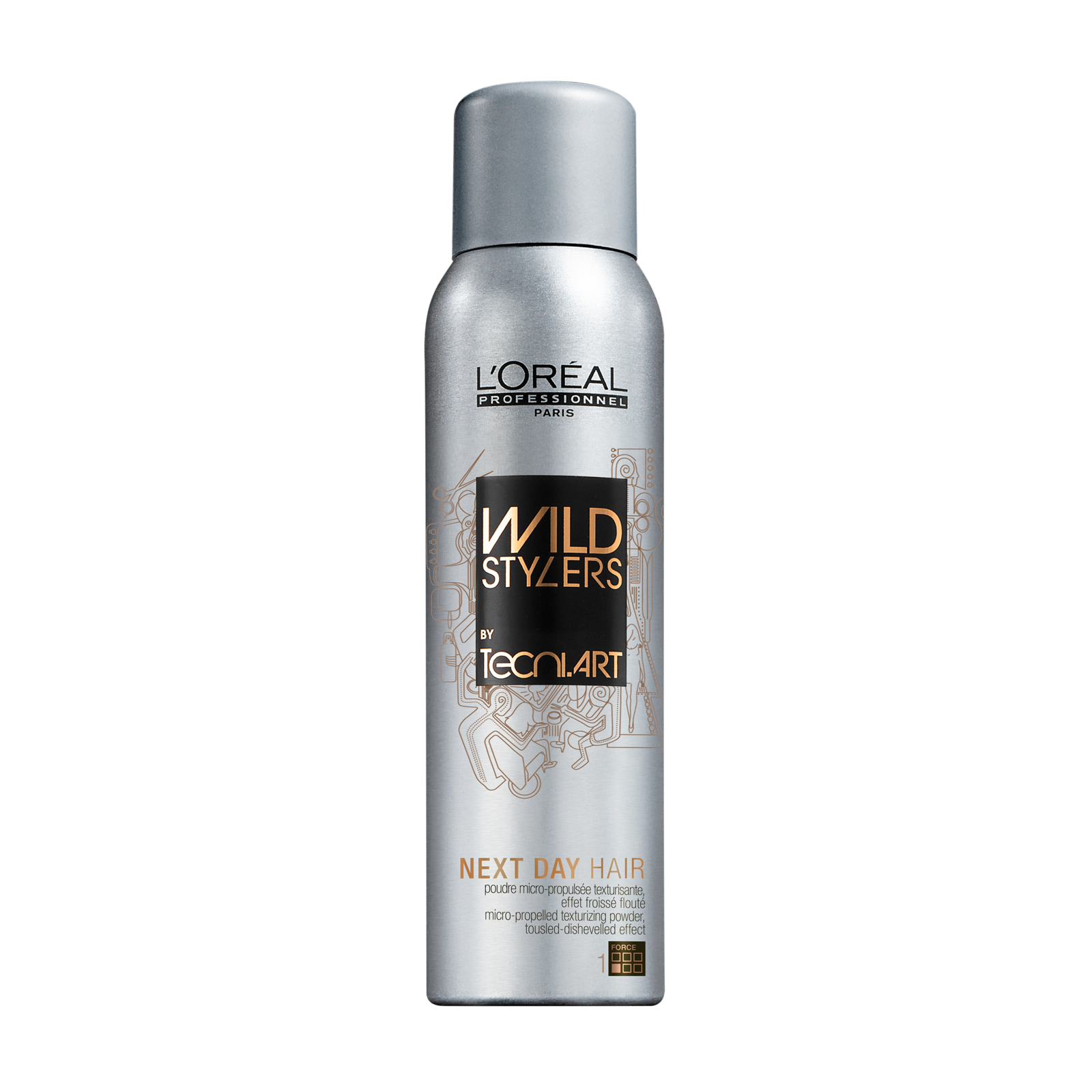 L__039_Or_eacute_al_Professionnel_Techni_Art_Wild_Stylers_Next_Day_Hair_250ml_1400673974